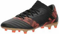 Adidas Nemeziz 17.3 FG Soccer Cleats Core Black/ Solar Red Men's Choose SZ NEW!