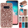 For Samsung Galaxy J4 Plus J6 Plus Shockproof Bling Hybrid Silicone Case Cover