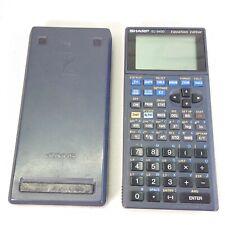 Sharp EL-9400 Equation Editor