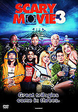 Scary Movie 3 (DVD, 2004) new and sealed freepost
