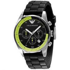 AR5865 - Emporio Armani Men's EA Tazio Sportivo Chronograph Watch - NEW from USA