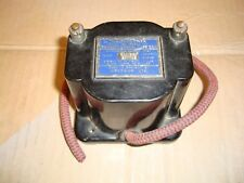 Hornby Dublo - Type 00/1 Transformer (output 12vDC) For Display Only c1948