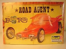 Sealed Ed Roth's Road Agent. Revell Monogram 1/25th Scale. Model # 85-7626.