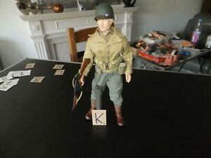 1/6TH DRAGON AMERICAN SOLDIER K