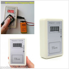 Car Auto Frequency Detector Tester Counter Gauge Checker Key Remote Fix RF
