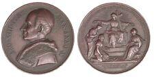 Medaglia Papa Pope Leone XIII° ANNO X 50° Anno di Sacerdozio #MD2973