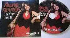SHARON SHANNON * THE VERY BEST OF * RARE 10 TRACK IRISH PROMO CD GALWAY GIRL