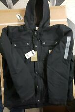 Carhartt Men's US M Bartlett Jacket Black 103826
