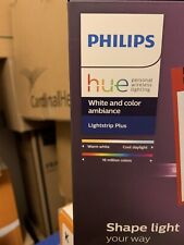 Philips Hue Lightstrip Plus Dimmable LED Smart Light - 800276