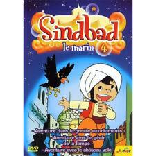 Sindbad Le Marin Volume 4 DVD NEUF