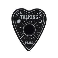 Talking Board Planchette Spell Candle Holder - Gothic Mystic Spirit Board Design