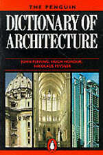 The Penguin Dictionary of Architecture (Penguin Reference Books.)-ExLibrary