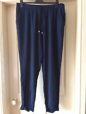 New Dorothy perkins size 18 tapered tailored turn up trousers formal look BNWT