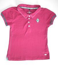 WERDER BREMEN Shirt T-Shirt Poloshirt Größe 158 164 - TOP!