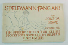 Spielmann fang an Joachim Stave Bärenreiter Ausgab 1239 Noten & Texte B14622