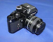 Photography Package - Nikon F2 Photomic, Tokina Lenses, Sunpak Electronic Flash