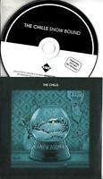 THE CHILLS Snow Bound 2018 UK 10-trk promo CD