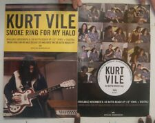Kurt Vile Poster Smoke Ring For My Halo Album The War on Drugs So Outta Reach EP