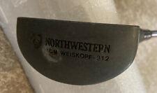 """Northwestern Putter Tom Weiskopf 312 - 35"""" inch - Right Handed"""