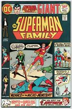 Superman Family #173 Giant (DC 1975) VF Kandor story FREE shipping