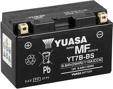 YUASA YTX9-BS Bateria Combipack con Electrolito