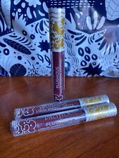 """Pacifica Plushious Mineral Lipstick - """"Bae"""" Lot Of 3! Sealed"""