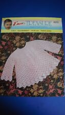Emu Kids Angel Top Knitting pattern 8553