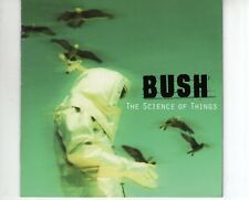 CD BUSH	the science of things	EX- (A2857)