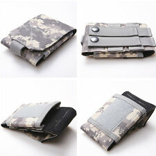 Camouflage Sport Cell Phone Bag Case Pouch Waistbelt Fanny Pack Coin Storage Bag