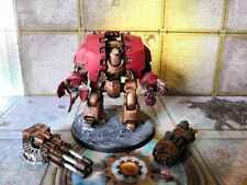 Minotaurs Leviathan Dreadnought painted exclusive pack Warhammer 40k