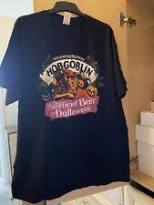 Brand New Wychwood Brewery Hobgoblin T-Shirts Size XL