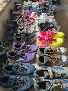 Sneakers Shoes Used Lot Wholesale Rehab Sport and More Collection Resale 20 Pair
