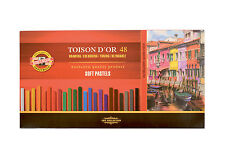 Koh-i-Noor, set of pastels TOISON D`OR 48