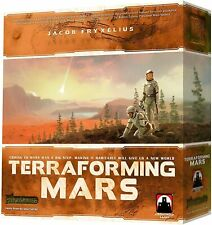 Terraforming Mars Strategy Board Game - Core Game - NEW & SEALED