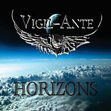 VIGIL-ANTE - HORIZONS - great Canadian female fronted metal album