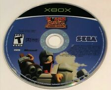 Original Xbox Live Worms Forts Under Siege Game (Disc Only) By Sega