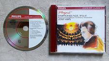 CD AUDIO / MOZART ROYAL CONCERTGEBOUW ORCHESTRA, AMSTERDAM SYMPHONIE N° 39 & 41