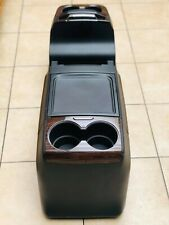 New listing 2020 Toyota Sienna Middle Console-Black with Woodgrain
