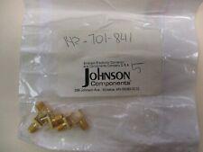 Johnson Components End Launch Jack Recept. 142-701-841 (QTY 5)