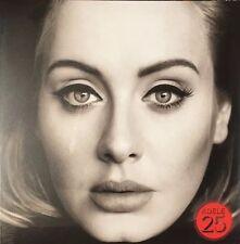 """ADELE ~ 25 ~ VINYL LP 12"""" BRAND NEW & SEALED"""