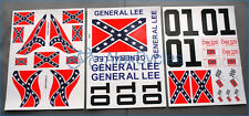 GENERAL LEE DUKE OF HAZZARD 1/5 Scale HPI BAJA 5T Decals Cut Kit RC Car Stickers