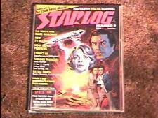 STARLOG #2 MAGAZINE VF-NM MAG SPACE 1999