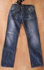 ★ ANTONY MORATO ★  W30 L32 ~ Jeans ~  REGULAR FIT ~ blue used  ~ NEU Denim