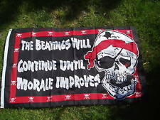 BEATINGS & MORALE PIRATE Flag party/fun/den/kids Children's Birthday Party Den