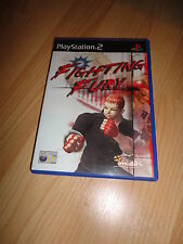 PS2 GAME: FIGHTING FURY