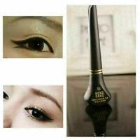 Schwarz Kosmetische Wasserdicht Flüssige Eyeliner Eyeliner Verfa Feder Blei