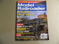 Model Railroader Magazine / August 2006 / Free Domestic Shipping