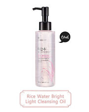 NEW THE FACE SHOP - Rice Water Bright Cleansing Light Oil 150ml