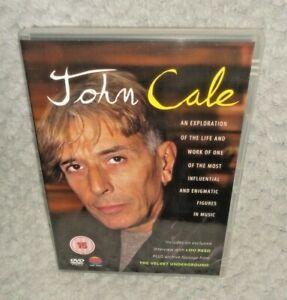 John Cale - John Cale (DVD, 2007)