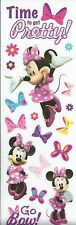 Disney MINNIE MOUSE Scrapbook Stickers